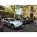 Поездка Tesla Club Rostov в Бамберг путешествие на Tesla Model S по России и Европе.