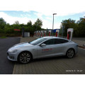 Поездка Tesla Club Rostov в Ротенбург-об-дер-Таубер путешествие на Tesla Model S по России и Европе.