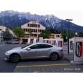 Поездка Tesla Club Rostov в Лихтенштейн путешествие на Tesla Model S по России и Европе.