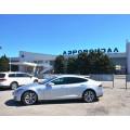 Прокат Tesla Model S сутки